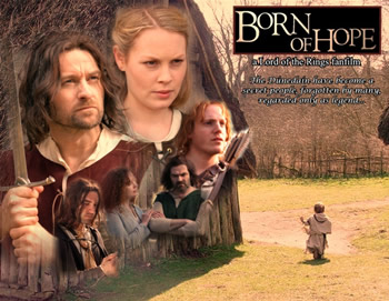 Affiche de Born of Hope