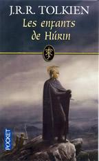 couverture prévue de l'édition Pocket des Enfants de Hurin